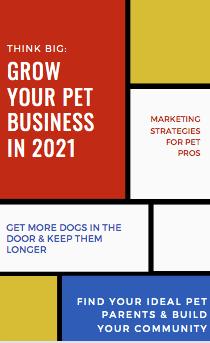 Marketing Strategies for Pet Professionals