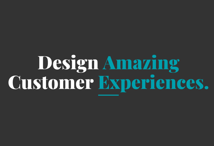 Guide:Design Amazing Customer Experiences
